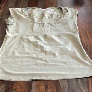 LULULEMON - Cap Sleeve Shirt (12)